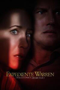 Póster de la película Expediente Warren: Obligado por el demonio