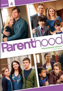 Póster de la serie Parenthood Temporada 4