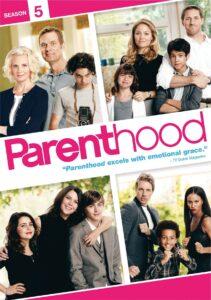 Póster de la serie Parenthood Temporada 5