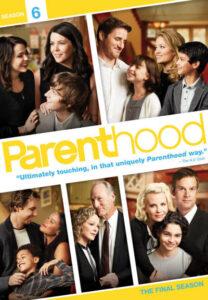 Póster de la serie Parenthood Temporada Final 6