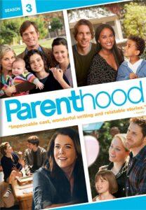 Póster de la serie Parenthood Temporada 3